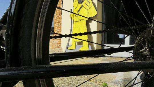 via francigena en bicicleta