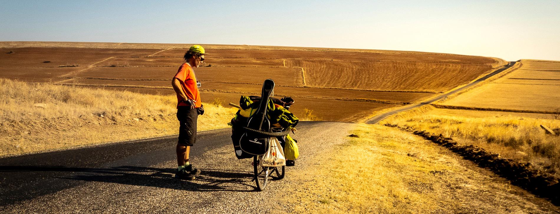 Vuelta al mundo en bicicleta